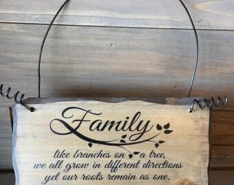 """Porte Clé """"Family"""""""
