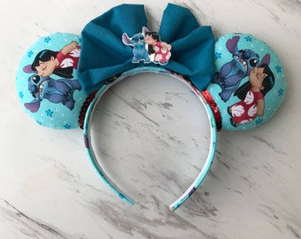 Lilo & Stitch Minnie Ears