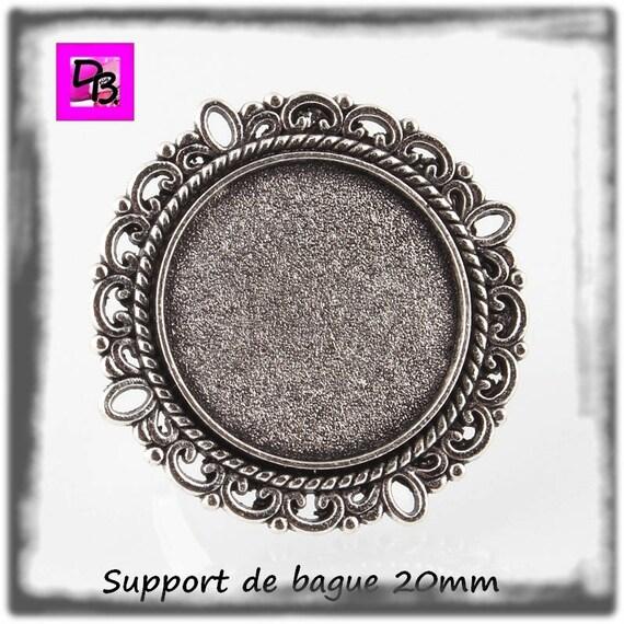Support de bague 20 mm [Vintage lace]