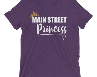 Main Street Princess T-Shirt