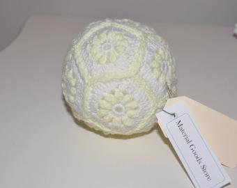 Soft Crochet Baby Ball