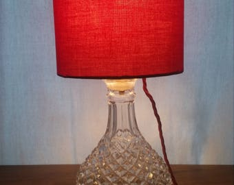 SOLD - The Decanter Lamp