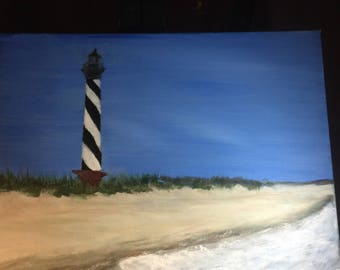Made to order original Cape Hatteras painting