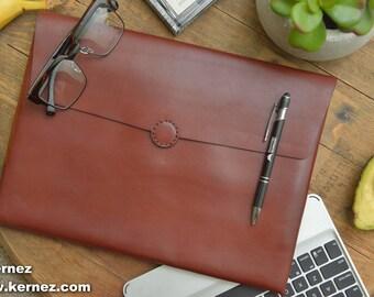MacBook 15 pro RETINA sleeve Macbook Pro Retina case leather Macbook sleeve leather case perfect leather  leather laptop sleeve