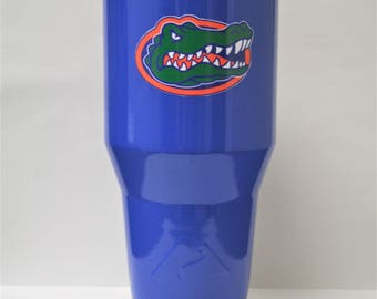 gators ozark, gators yeti, ozark trail, yeti, powder coated yeti, powder coated ozark, powder coat, custom cup, custom yeti, custom ozark