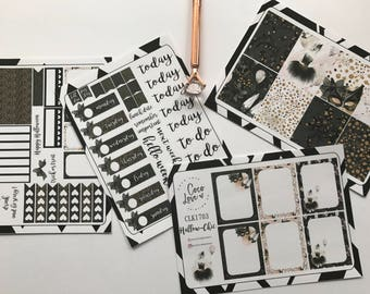 Hallo-Chic - Planner Kit