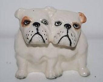 Vintage Beswick Pair of Bulldogs