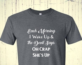 Be The Kind of Woman, Funny Christian Shirts, Christian T Shirts, Religious Gifts, Christian Gifts, Religious Shirts, Inspirational Gifts