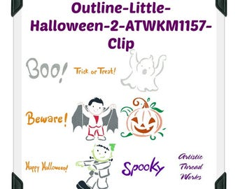 Outline-Little-Halloween-2 ( 10 Machine Embroidery Designs from ATW ) XYZ17I