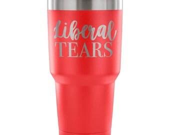 Liberal Tränen Tumbler   Republikanische Geschenke   Lustige Schneeflocke  Geschenke   Konservative   Geschenke Für Ihn