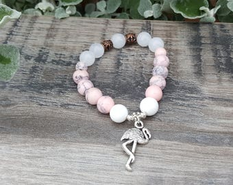 Mala bracelet Flamingo girl