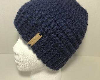 messy bun hat- chunky measy bun hat- ready to ship- messy bun beanie- ponytail hat- bun hat-bun beanie