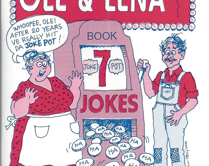 Ole & Lena Jokes by Red Styangland Book 7 (BRAND NEW) (Paperback)