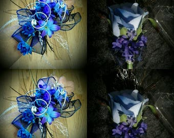 Made to Order Wrist corsage, You Customize