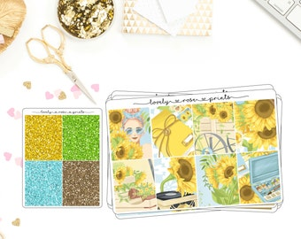 Sunny Days EC Vertical Weekly Kit