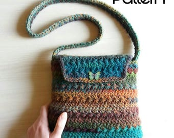 "Crochet ""Faustine"" Bag Pattern Tutorial"