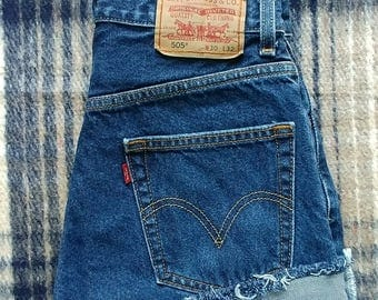 Levis Cut-Offs - Very cool Levis - Clean and Ready to Wear!