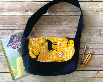 Toddler Messenger Bag-Urban Wilderness