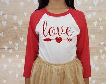 Kids Valentine Shirt   Etsy