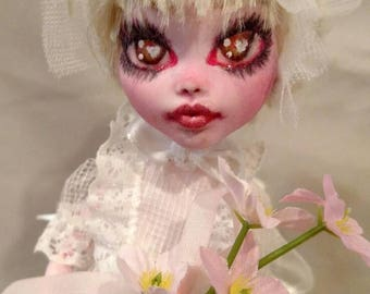 OOAK Monster High Doll || Daisy
