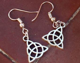 Triquetra Earrings/Earrings