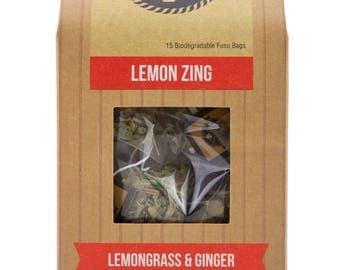 Lemon Zing 15x Fuso Bags