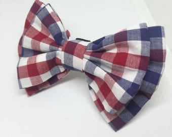 Dog bow tie - Bow tie - Pet bow tie - Dog collar bow - Dog accessories