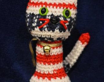 Crochet Cat-Captain