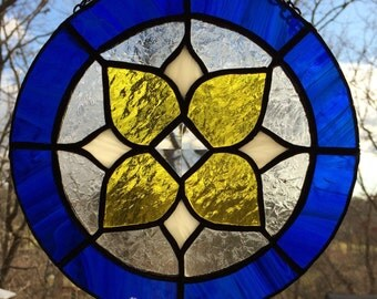 Suncatcher, Stained Glass