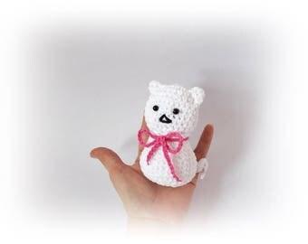 Crochet cat Crochet amigurumi cat Mini crochet plush cat Stuffed Animal Cat Toy Crochet small cat Lovers cat  crochet animal