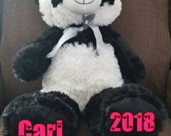 Personalized 24 inch Valentine's Day Stuffed Animals