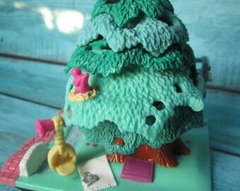 1994 Tree House Polly Pocket