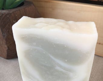 Spearmint Eucalyptus Handmade Natural Soap