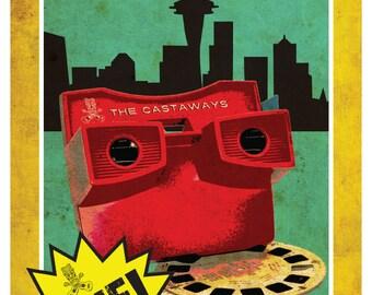 Castaways Urban Coffee Lounge Gig