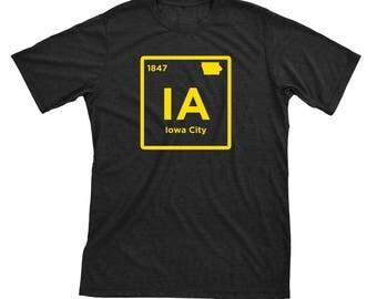 Periodic Symbol Iowa Home Shirt