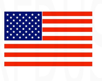 American Flag SVG, Home of the free because of the brave svg, cricut cutting file, fourth of july svg, 4th of july svg, memorial day svg