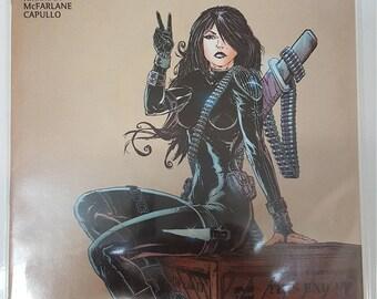 Haunt Todd McFarlane #6 2010 Image Comics