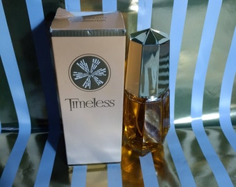 Rare Avon Vintage Timeless 50ml EDT new in box