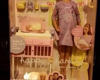 Midge & baby happy family