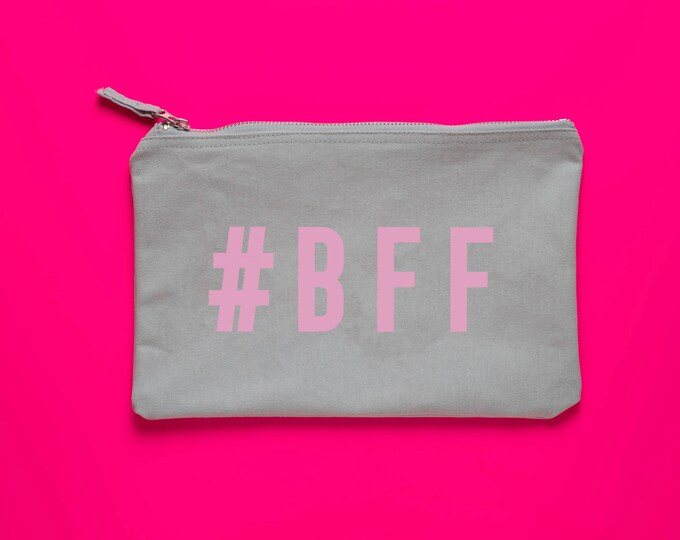 Featured listing image: BFF: Valentine's / Mini Clutch / Accessory Bag