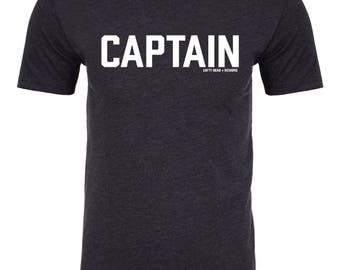 Captain Fitted Crew or Tank