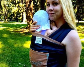 Small Customizable Baby Wrap Carrier