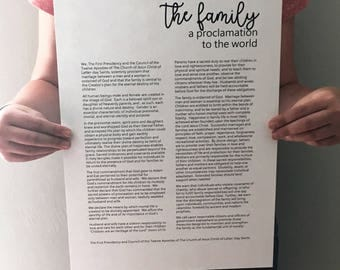 The family A proclamation to the world instant download