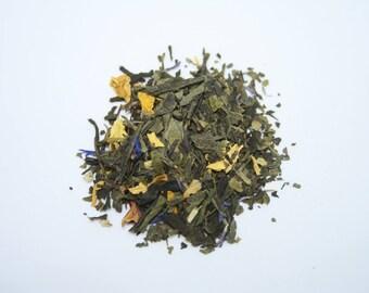 Morning Fragrance,Grüner Tee Morgenduft 100g,Supplements, lifestyle ,Sport,Fitness,Nature