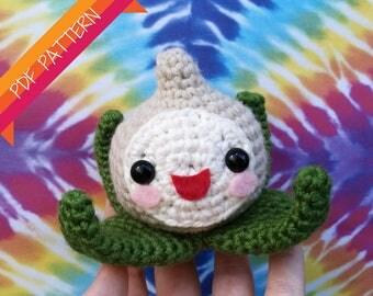 Crochet Pachimari from Overwatch ***PDF PATTERN***