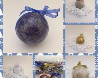 Vintage, Christmas decorations, Christmas balls, Christmas decoration, Christmas tree pendant, Christmas tree ornaments, quality - made by SVEVA