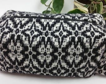 Handwoven Toiletry Bag