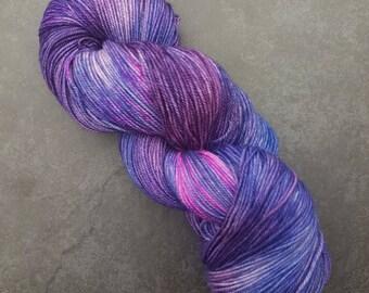 Iris ~ Dusty ~ 4ply Merino Nylon Cashmere