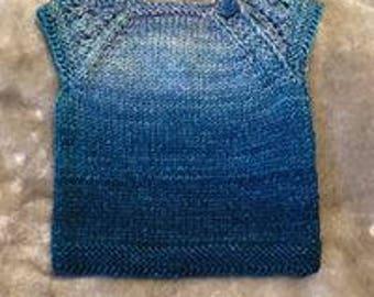 Newborn Woollen Overshirt