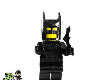 Giant Batman Superhero Figurine - 3D Printed